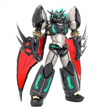SEN-TI-NEL RIOBOT SHIN GETTER (Black Version)